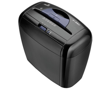 Уничтожитель бумаги (шредер) Fellowes P 35C (3,9x40 мм)